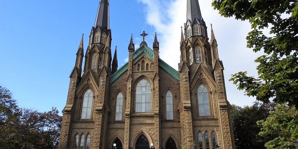 Kirche von außen