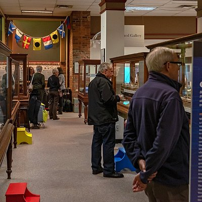 CPR Gallery | Maritime Museum of BC