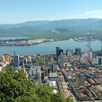 Vista do Monte Serrat
