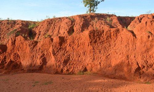 Красный каньон