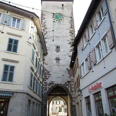 Obertorturm à Rheinfelden