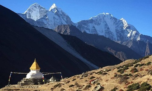 Dingboche, one the way to Everest Base Camp Trek