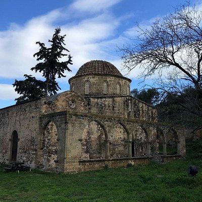 Церковь Антифонидис - экстерьер