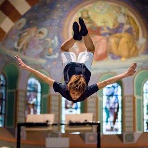 Jumpen in de rijksmonumentale Clemenskerk!