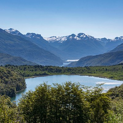 Punto Panorámico Lago Steffen