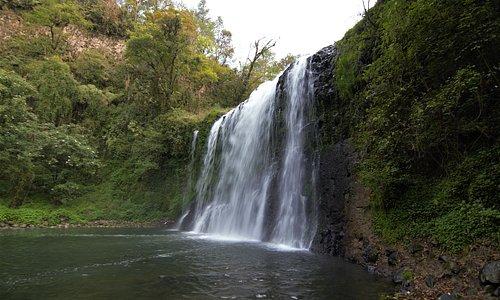 Las cascadas de Acaxochitlan!