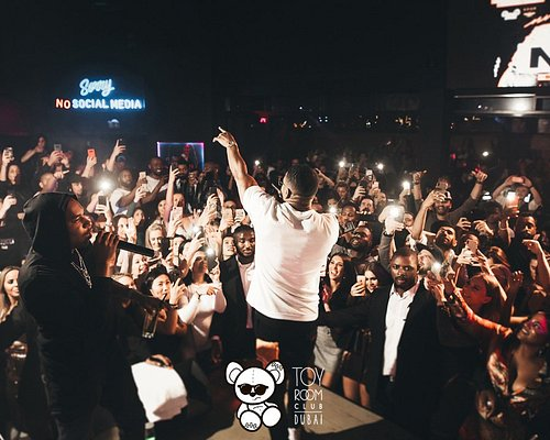 NELLY Live - Toy Room DXB