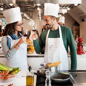 La Scuola di Cucina di Eataly