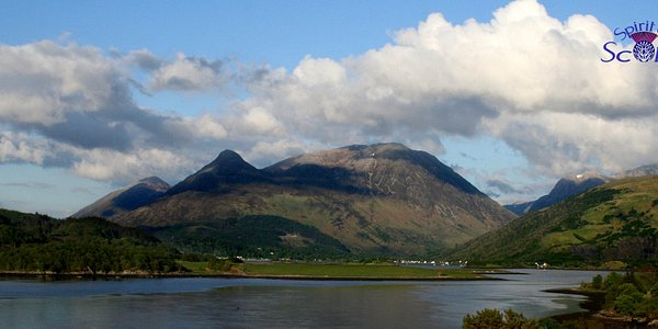 Loch Leven and Glencoe, Scottish Highlands