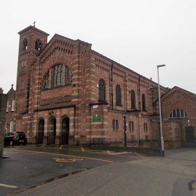 St Benedict's Roman Catholic Church, Warrington