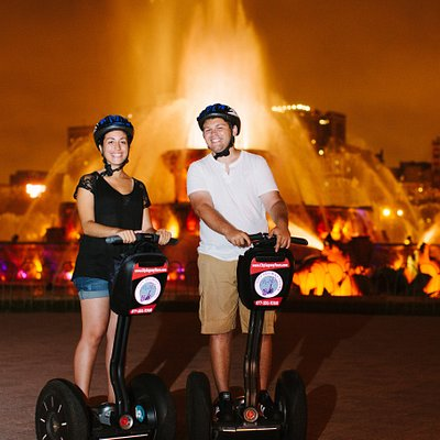 Evening Chicago Segway Tour