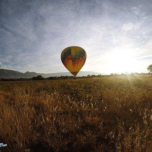 Vamos a Volar en globo Aerostático. Te esperamos en Oaxaca