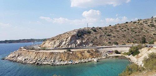 Yabanaki Beach, Vari Greece