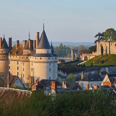 Château de Langeais et donjon de l'an Mil