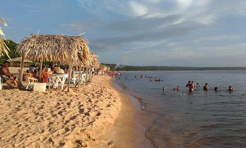 Praia do Pindobal