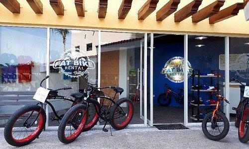 Fat Bike Rental