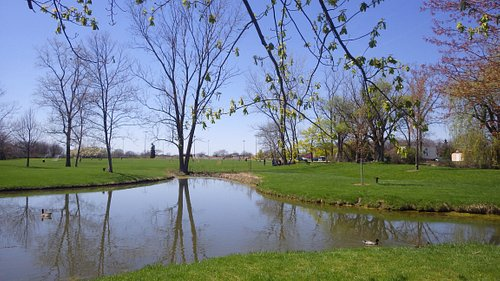 Appealing, well-maintained green areas