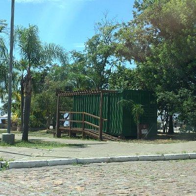 Praça da Bandeira, Guaíba, RS