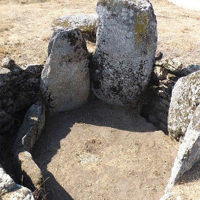 Monumento Megalítico com cerca de 5.000 anos.
