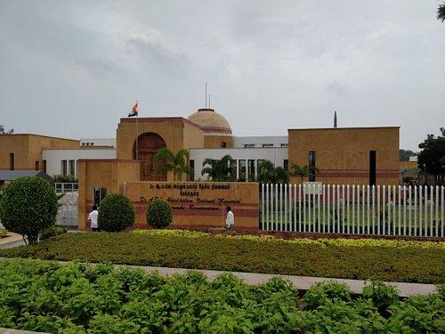 Dr APJ Abdul Kalam Memorial , Rameshwaram