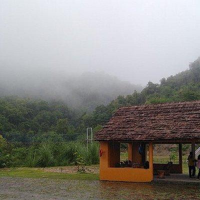 Hut at Mapple Jungle Camp