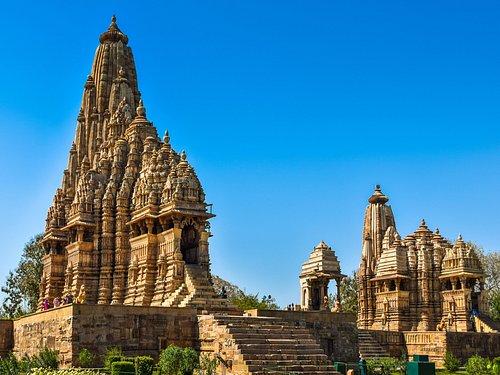 Visit famous Khajuraho temples