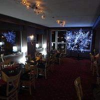Salle de Restaurant  Hôtel Restaurant Le Beau Rivage