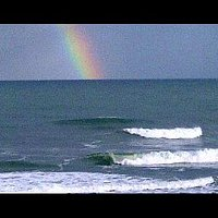 """Ramsgate Beach, KZN, """"The Pot of Gold, at the End of the Rainbow"""""""