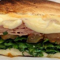 Club sandwich al top