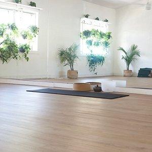 First non-profit yoga studio on St Thomas