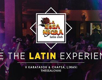 La Rosa Negra Latin Club