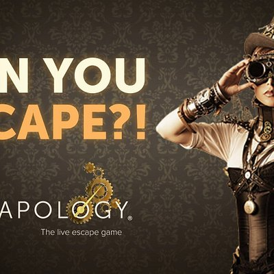 Offering real life escape games and virtual reality escape games.