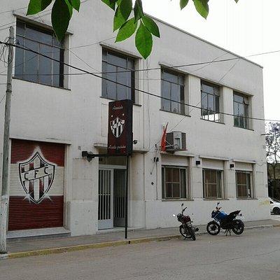 Sede del Cañuelas Futbol Club (C.F.C)
