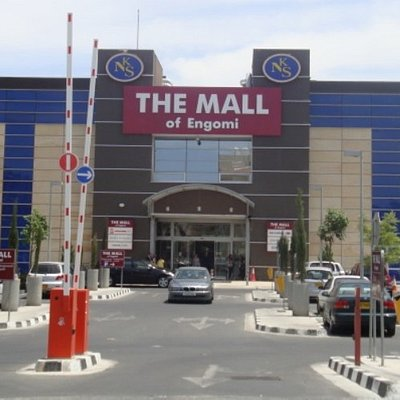 Very nice mall