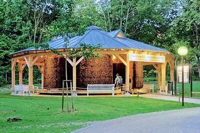 Gradierpavillon