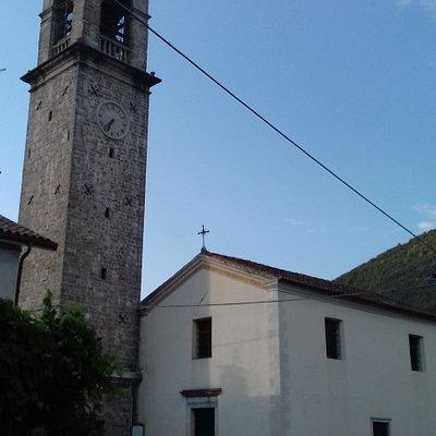 La chiesa