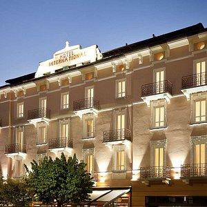 Exterior Hotel Internazionale