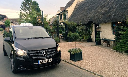 Taxis at the Star Inn in Harome
