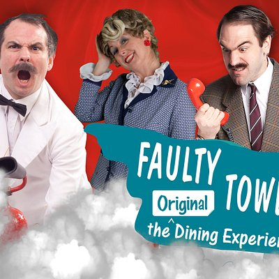 Faulty Towers The Original Dining Experience