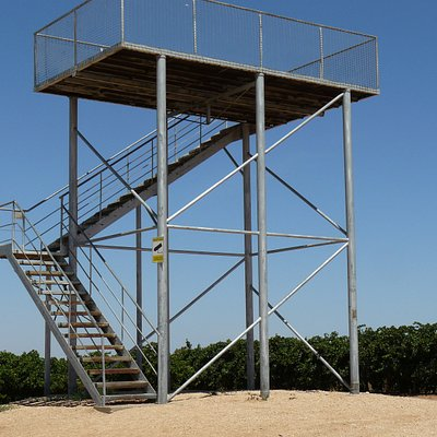 Renmark Township Lookout