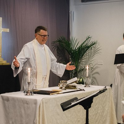 Our service of Communion