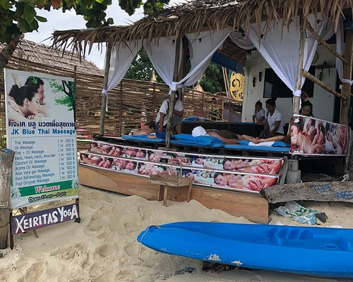 Massage direcly on the beach. All massages are provided by proffesionals and all oil and other products we use keeps in high quality. Welcome to relax, welcome to JK Blue Beach Massage