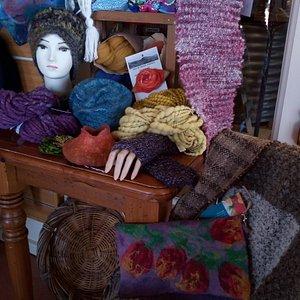 Local handmade treasures