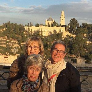Léontine Cohen - Private guide in Jerusalem