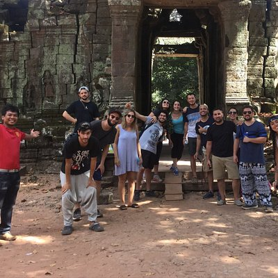 West gate of Banteay Kdey temple