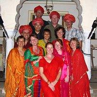 Rajasthan traditional dress