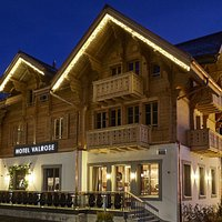 Le Valrose Hôtel-Restaurant