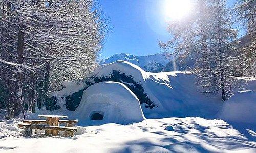Les igloos du Queyras