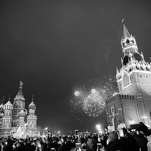 New Years Eve in Moscow!