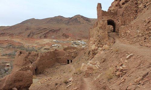 Inside the Shavaz Citadel.